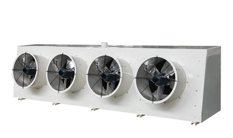 水冲霜型冷风机
